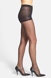 Calvin Klein Women's 'Ultra Bare Infinite Sheer' Control Top Pantyhose Black