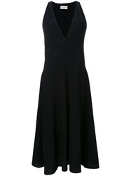 Christophe Lemaire Sleeveless Dress Black