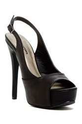 Michael Antonio Kitnap Platform Pump Black