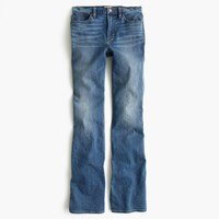 J.Crew Flare Jean In Parkmount Wash Meadowlands Wash
