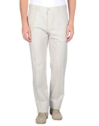 Brooksfield Trousers Casual Trousers Men Beige