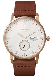 Triwa Watch Braun Brown