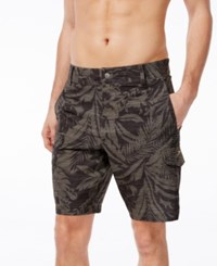 Speedo Men's Palm Swim Shorts Canteen Brown
