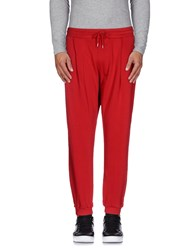 Department 5 Trousers Casual Trousers Men Red