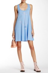 Wildfox Couture My Yacht Or Yours Tank Dress Purple