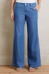 Pilcro Chambray Jeans Tinted Denim