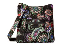 Vera Bradley Hipster Kiev Paisley Cross Body Handbags Multi