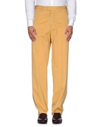 Rotasport Trousers Casual Trousers Men Ochre