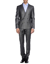 Karl Lagerfeld Suits And Jackets Suits Men Grey