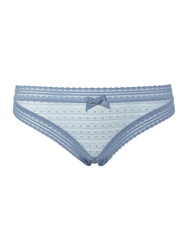 Princesse Tam Tam Belle Tanga Brief Blue