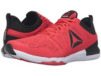 Reebok Zprint 3D Riot Red Black White Men's Running Shoes Pink
