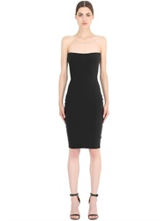 Christies Strapless Microfiber Shapewear Dress