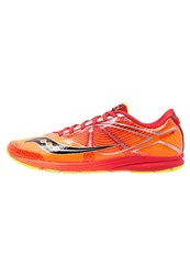 Saucony Type A Lightweight Running Shoes Orange Red