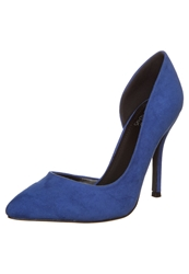Evenandodd High Heels Dark Blue