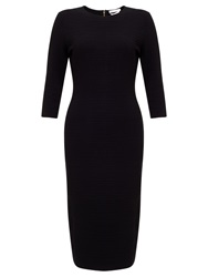Boss Logo Boss Femila Dress Black