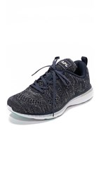 Apl Athletic Propulsion Labs Techloom Pro Sneakers Midnight Silver Gold