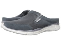 Skechers Equalizer Coast To Coast Charcoal Men's Lace Up Casual Shoes Gray