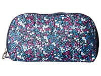 Le Sport Sac Essential Cosmetic Case Bell Berry Blue Cosmetic Case Multi