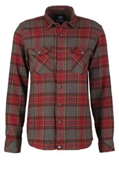 Dickies Wallace Shirt Red