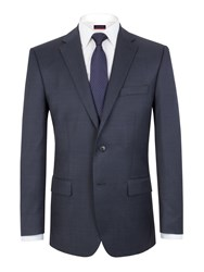 Pierre Cardin Pindot Regular Fit Jacket Blue