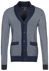 Your Turn Cardigan Blue Depths Dark Blue