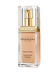 Elizabeth Arden Flawless Finish Perfectly Nude Makeup Broad Spectrum Sunscreen Spf 15 Buff