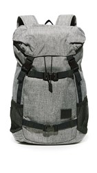 Nixon Landlock Se Backpack Black Wash