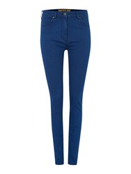 Biba Stevie Super Stretch Jean Blue