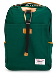 Master Piece 'Link' Backpack Green