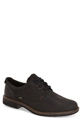 Ecco 'Turn Gtx' Waterproof Plain Toe Oxford Men Black Black