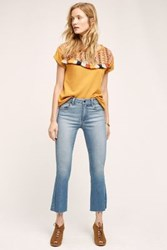 Anthropologie Paige Colette High Rise Crop Jeans Yvette
