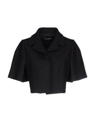 Dolce And Gabbana Blazers Black