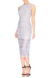 Keepsake Women's The Label 'Sweet Nothing' Midi Dress Pastel Blue