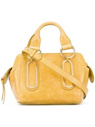 See By Chloe 'Paige' Tote Yellow Orange