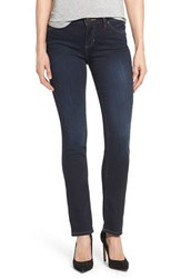 Jag Jeans Women's 'Portia' Stretch Straight Leg Dark Indigo