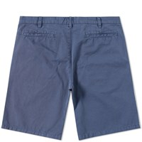 Stussy Classic Washed Gramps Short Blue