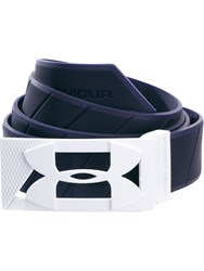 Under Armour Silicone Belt Navy