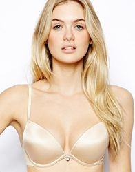 The One Lightweight Push Up Bra Nude