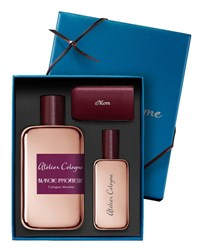 Atelier Cologne Blanche Immortelle Cologne Absolue 200 Ml With Personalized Travel Spray 30 Ml Emerald