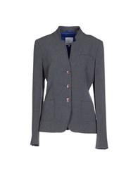 Who S Who Suits And Jackets Blazers Women Grey