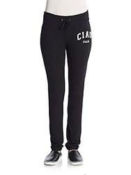 Wildfox Couture Ciao Italia Fitted Sweatpants
