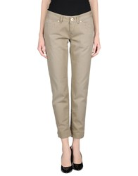Marithe' F. Girbaud Le Jean De Marithe Francois Girbaud Trousers Casual Trousers Women Military Green
