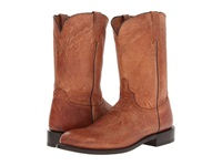 Lucchese M1017.C2 Tan Mad Dog Goat Roper Cowboy Boots