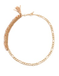 Lonna And Lilly Beaded And Woven Bracelet Gold