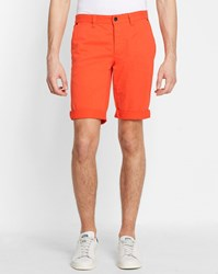 Minimum Orange Frede Bermuda Shorts