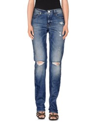 Victoria Beckham Denim Denim Trousers Women