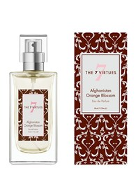 The 7 Virtues Afghanistan Orange Blossom 1.7 Oz Eau De Parfum No Color