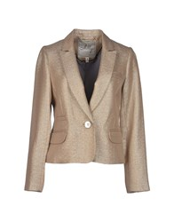 Milly Suits And Jackets Blazers Women Dove Grey