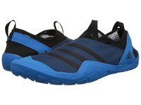 Adidas Climacool Jawpaw Slip On Vista Blue Black Solar Blue Men's Shoes
