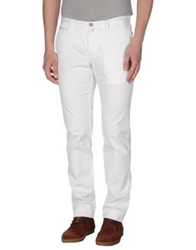 Icon Casual Pants White